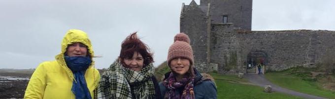 Cynadledda: Cynhadledd Cymdeithas Myfyrwyr Celtaidd – Galway,Iwerddon.